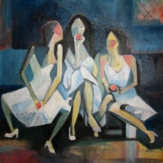 Three Girls, SOLD