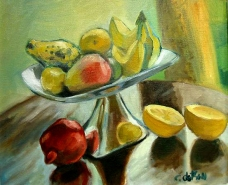 Afternoon Still Life, SOLD