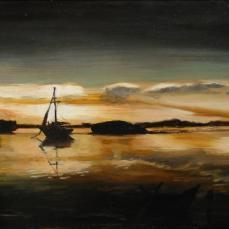 Ashore, 2009, SOLD
