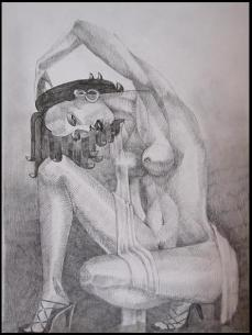 Untitled, woman