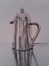 Coffee Press Reflection