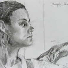 Margaly-thinking
