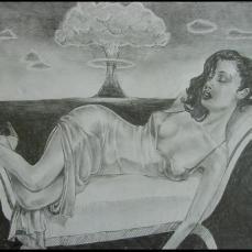 "11"" X 14"" graphite on sketchpaper"