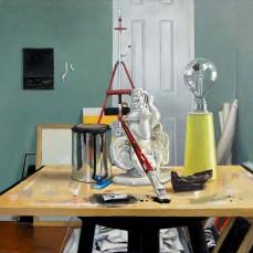 """Alchemy, 24"""" x 36"""", 2012"""