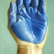 Blue Hand, 2010