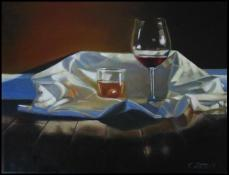 Evening Light, 2006 - SOLD