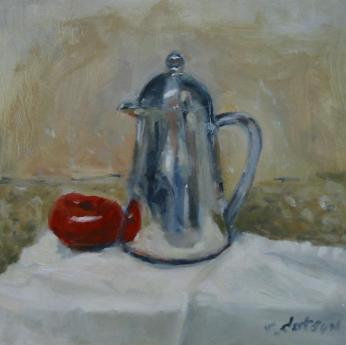 Meditation in the kitchen, 2011