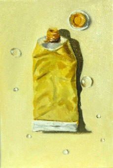 Oil and water No 2, 2009 - SOLD