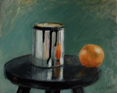 Orange and Can, 2010