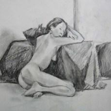 Model at rest