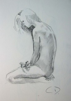 Model Sitting